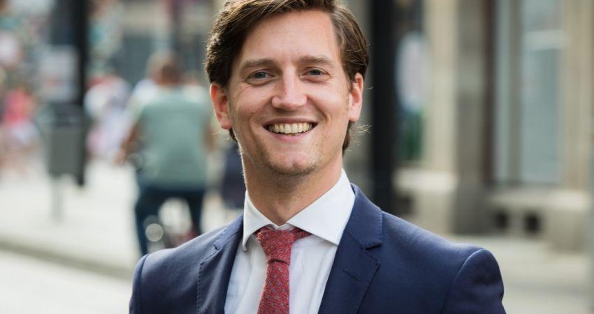 Gert Jan Smit nieuwe partner bij SENS real estate