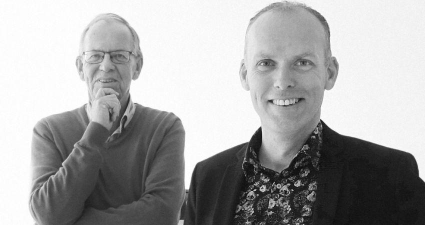 Martin van Kessel geeft stokje K-Support door aan Erwin Spuybroek