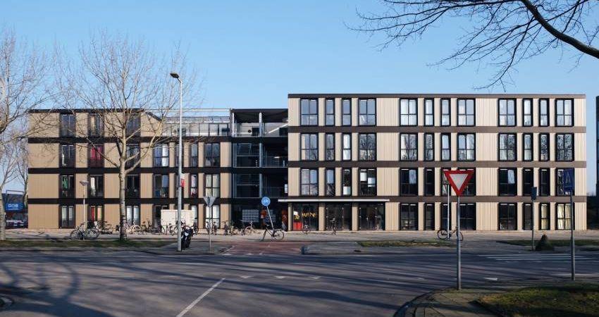 NEZZT en De Alliantie leveren wooncomplex op in Amsterdam Oost