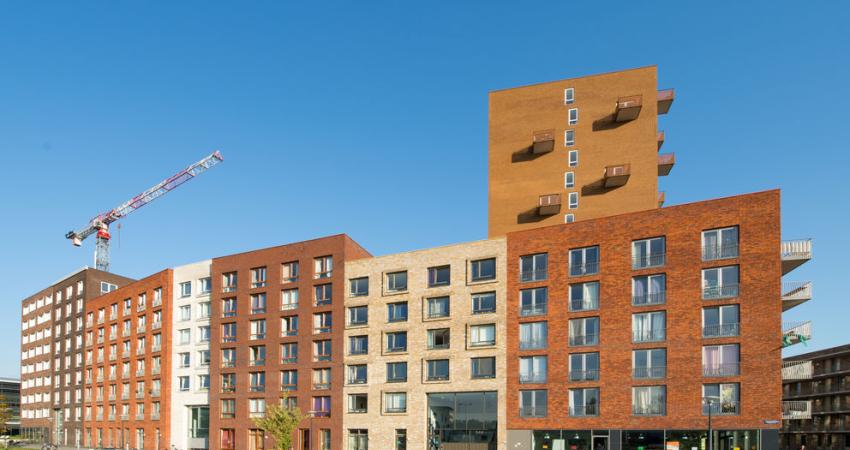 DUWO breidt aanbod aan Leidsche Schans uit met 470 woningen