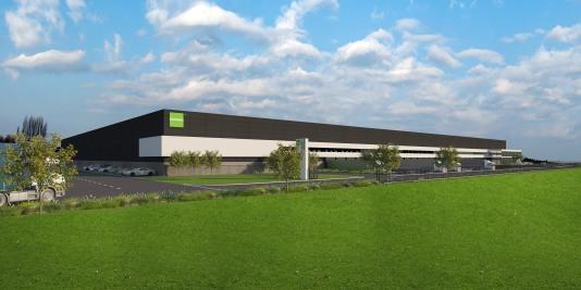 Goodman breidt uit met 180.000 m2 aan nieuwe ontwikkelingen
