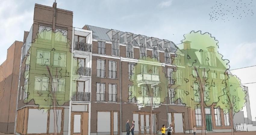 Newomij koopt nieuwbouw appartementen in centrum van Meppel