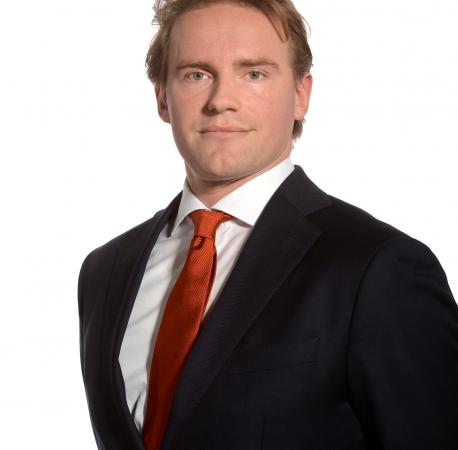 Michiel Santing benoemd tot directeur bij BNP Paribas
