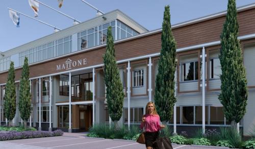 Kantoorgebouw verkocht in Capelle aan den IJssel