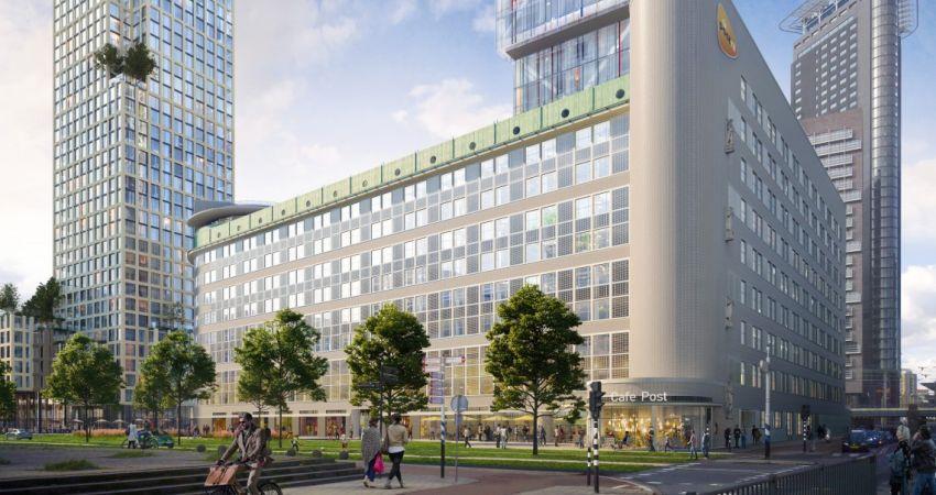 PostNL verhuist hoofdkantoor naar Stationspostgebouw in Den Haag