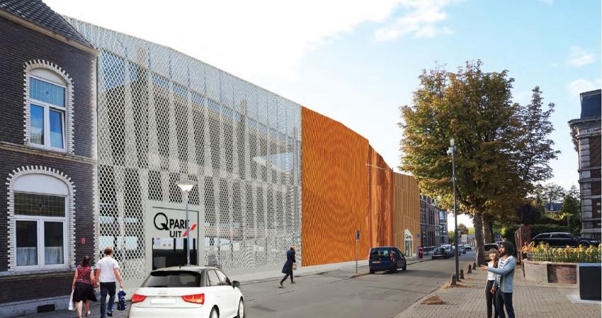 Q-Park breidt uit naar zes locaties in Venlo