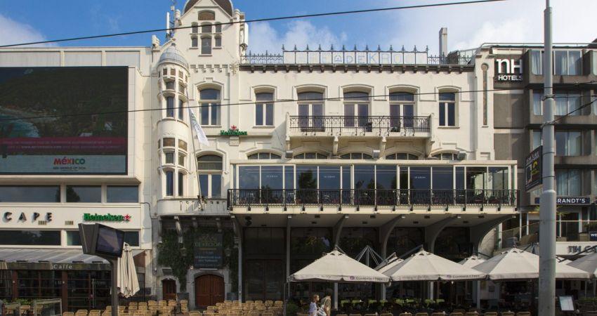 Architectenbureau TANK trekt in kantoor aan Rembrandtplein