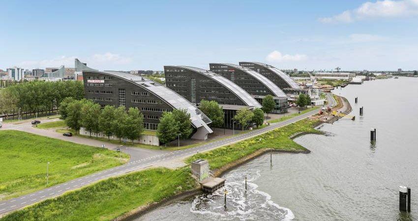 Nieuwe huurder voor kantoorgebouw Riverside Offices