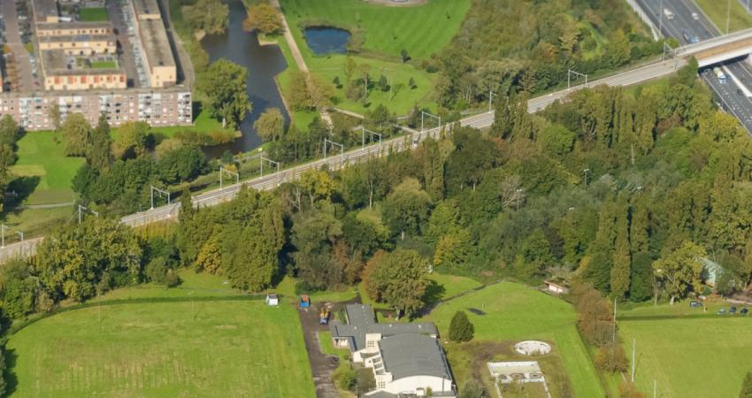 Voormalig sportpark in Vlaardingen maakt plaats voor woonwijk
