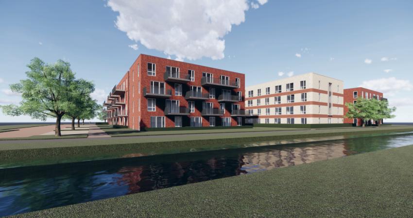 KBK Bouwgroep tekent voor realisatie 102 zorgwoningen in Volendam