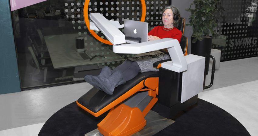 Pensioenleeftijd stijgt: gaan 'senior spaces' de kantorenmarkt betreden?