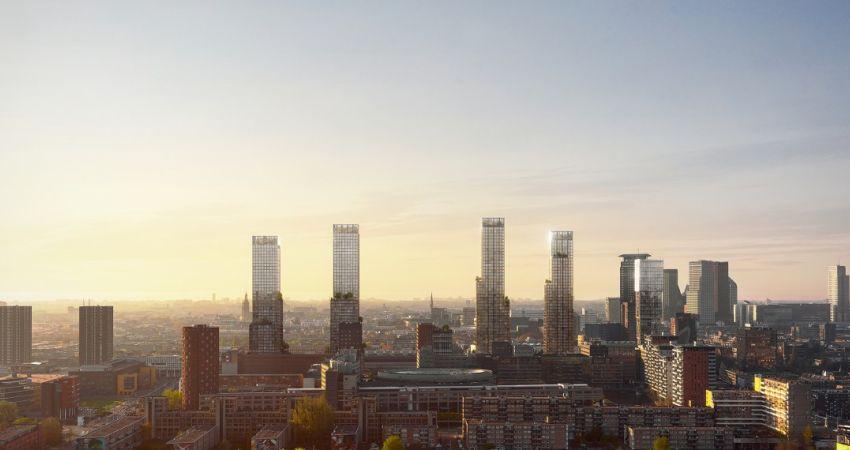 Indrukwekkende plannen voor omgeving Den Haag Hollands Spoor