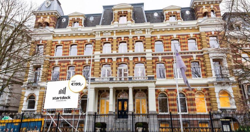 Bijzonder kantoorconcept StartDock opent vestiging in Rotterdam