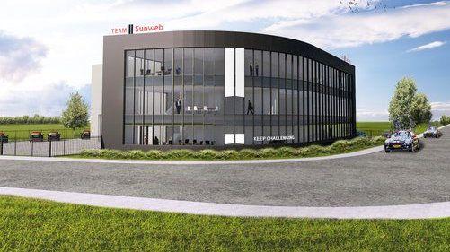Hercuton en Remco Ruimtebouw realiseren kantoorcomplex in Deventer