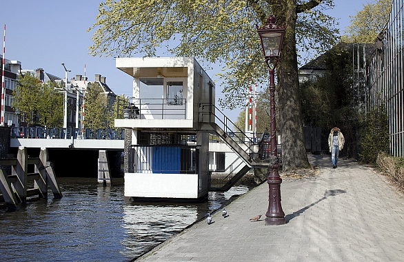 In het zonnetje vandaag: SWEETS Hotel Amsterdam