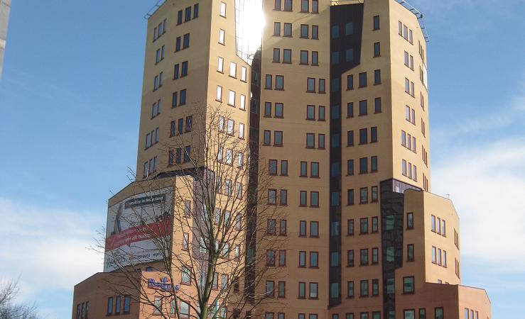 Monarch & CK Capital kopen Teleport Towers in Amsterdam