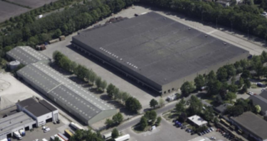 Delin koopt verhuurd distributiecentrum van 26.000 m²