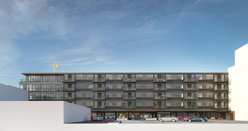 Stadskantoor Arnhem maakt plaats voor wooncomplex
