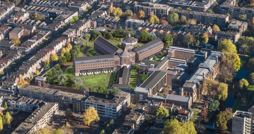 Van gevangenis naar woonbuurt: 'Tuin van Noord' in Rotterdam