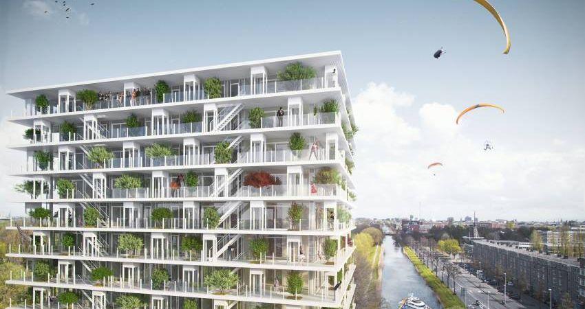 Deze vinding maakt woontorens leefbaarder en de bouw lucratiever