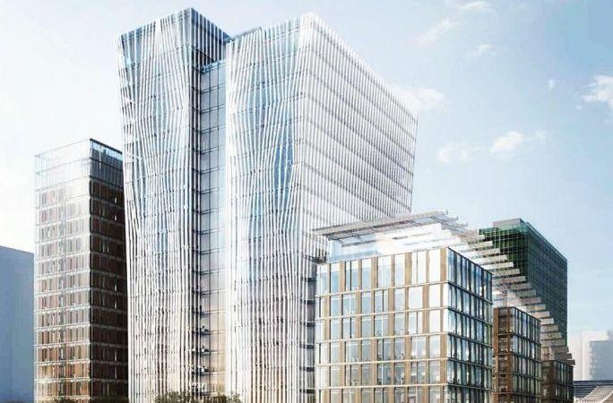 Gesprekken met potentiële huurders voor 'extra' toren WTC Amsterdam