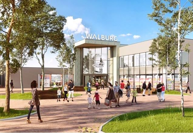 Winkelcentrum Zwijndrecht merendeels in handen van Tres Invest
