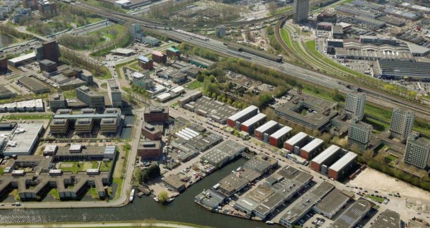 Herontwikkeling Weespertrekvaart-Oost levert 1.000 woningen op