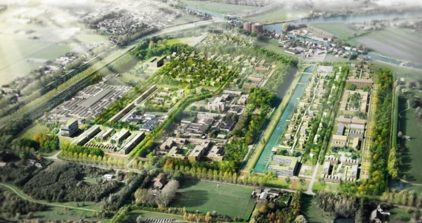 Groen licht voor grote nieuwbouwwijk tussen Hoofddorp en Heemstede