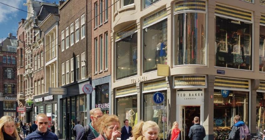 Winkelleegstand in Amsterdam flink lager dan in andere grote steden