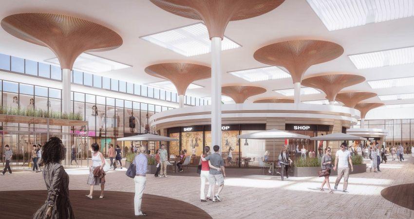 Winkeleigenaren stemmen in met plannen voor Zuidplein Rotterdam
