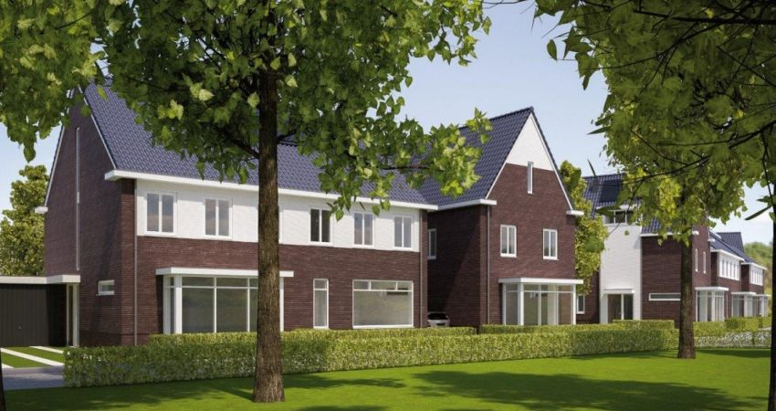 Hurks en Van der Loo realiseren 49 woningen in Asten