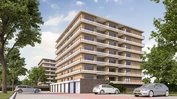 Van label G naar A: a.s.r. real estate verduurzaamt 126 appartementen
