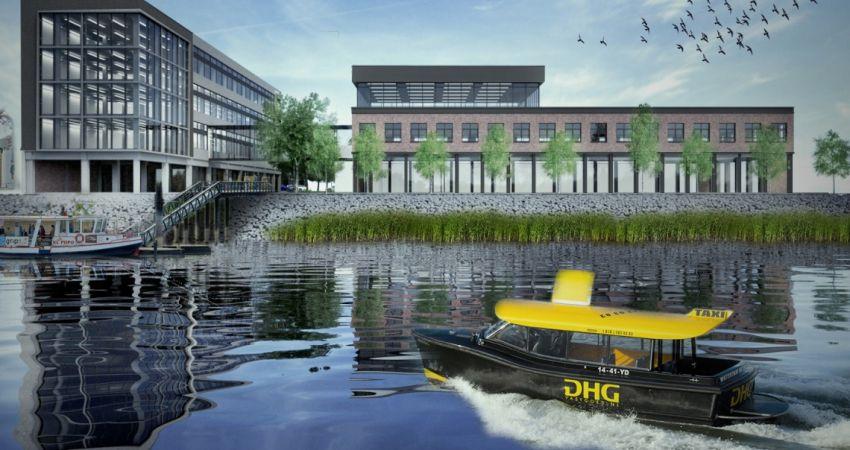 Radio Holland huurt 4.400 m2 kantoor- en bedrijfsruimte