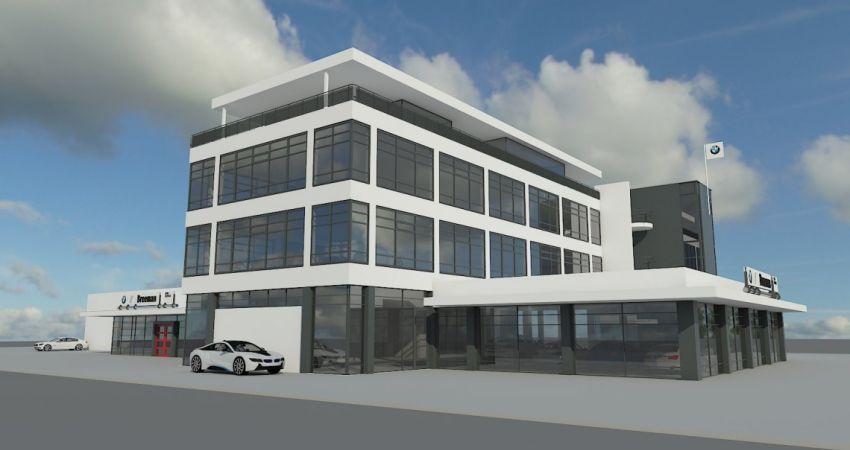 Breeman BMW vernieuwt huurovereenkomst in Gouda