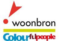Woonbron via Colourful People logo