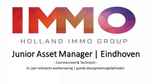 Junior Asset Manager  afbeelding