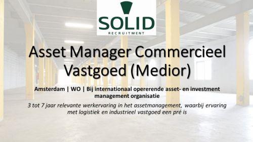 Asset Manager Commercieel Vastgoed (Medior) afbeelding