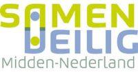 Samen Veilig Midden-Nederland logo