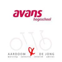 Avans Hogeschool via Aardoom & de Jong logo