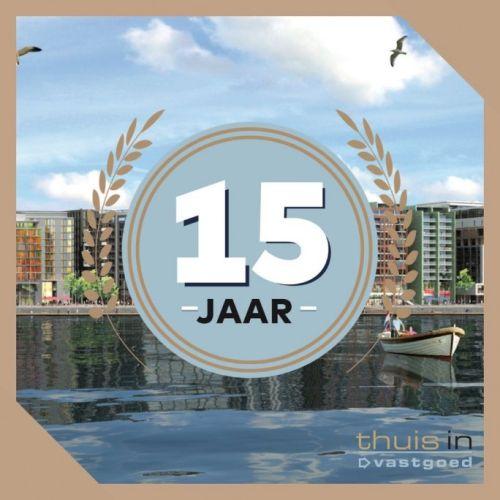 Commerciële binnendienst medewerker makelaarskantoor in Amsterdam afbeelding