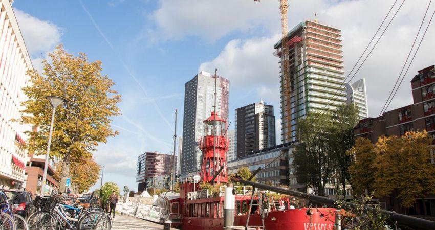 Rotterdam start proef flexwonen