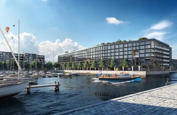 Persbericht: Amvest start bouw Jonas op IJburg