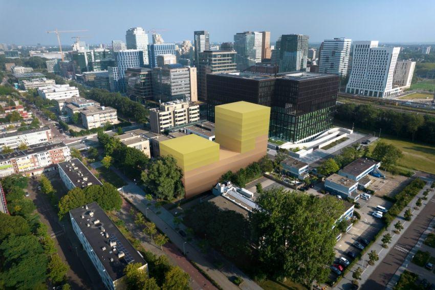 Wonen en werken op toplocatie in Amsterdam: start uitgifteprocedure bouwkavels Zuidas
