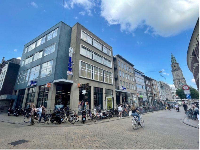 KroesePaternotte verkoopt Grote Markt 3 in Groningen namens Phoenix Joint Venture C.V. aan Bulten Vastgoed