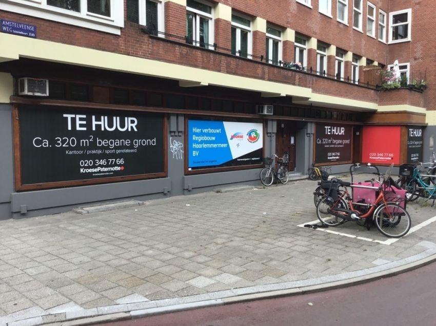 KroesePaternotte adviseert bij verhuur Amstelveenseweg 282 in Amsterdam
