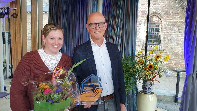 Inclusieve ontmoetingsplek Hart van Vathorst in Amersfoort winnaar ZorgsaamWonen Award