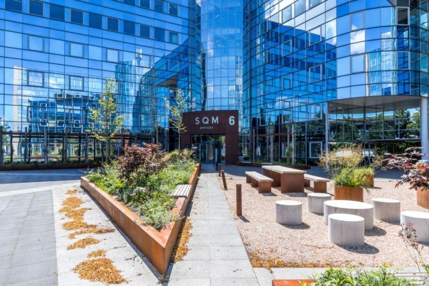 Time Equities verhuurt kantoorruimte aan Menken Orlando in SQM Voorburg
