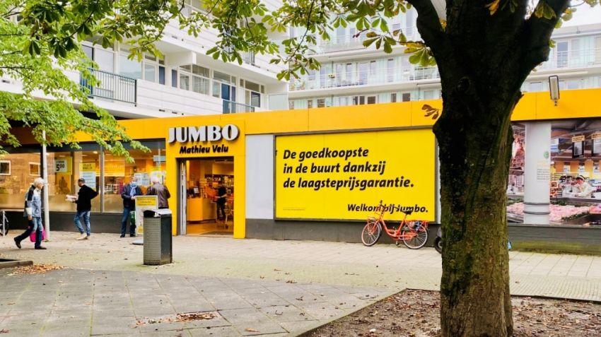 Annexum koopt Jumbo supermarkt in Amsterdam