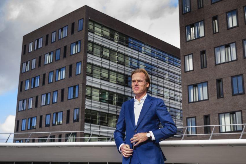 Bas Uppelschoten start nieuw kantoor voor commercieel vastgoed