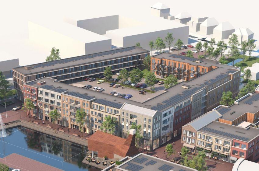 24 november start de verkoop van 54 appartementen van nieuwbouwproject Berkel Centrum West